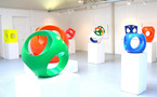 Guillaume de Saint Phalle expo Welcome in Commines Paris 2006